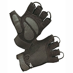 Shearstop Half Finger Cycle Gloves