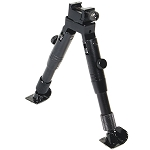 Shooter's SWAT Bipod, Steel Feet, Height 5.8
