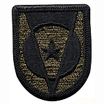 5th Transportation Command Patch - Subdued