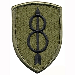 8th Infantry Division - Subdued