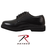 Soft Sole Military Uniform Oxfords