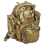 Hans Pack w/Hydrapak 100oz Bladder Ranger Green