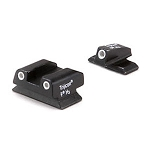 Beretta PX4 3 Dot Front & Rear Night Sight Set