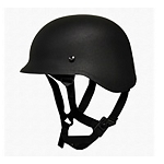 Black Commando SC650 Helmet