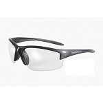 Smith & Wesson Equalizer Safety Eyewear Grey Frame/Clear Lens