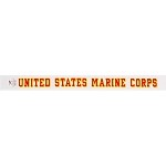 United States Marine Corps Window Decal