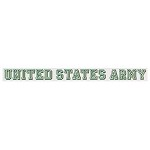 United States Army Window Decal