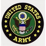 U.S. Army Seal Decal