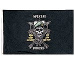 US Army Special Forces 3'x5' Flag