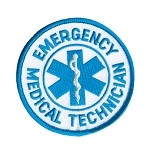 "EMT 3"" Patch"