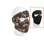 Neoprene Reversible Face Masks