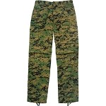 Ultra Force B.D.U. Camo Pants (Poly/Cotton)