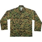 Ultra Force B.D.U. Camo Shirts (Poly/Cotton)