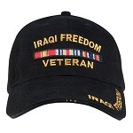 Deluxe Low Profile Cap - Iraqi Freedom
