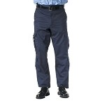 Teflon Coated E.M.T. Pants in Navy Blue