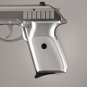sig sauer p230 p232 alum checkered brushed gloss clear