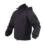 KPI CCW Softshell Jacket in Tactical Black