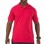Range Red S/S Utility Polo