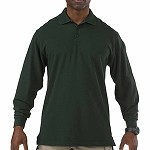 LE Green Professional L/S Polo