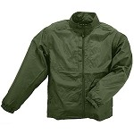 Sheriff Green Packable Jacket