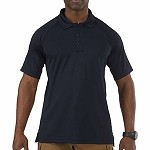 Dark Navy Short Sleeve Performance Polo
