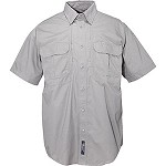 Grey Tactical S/S Shirt