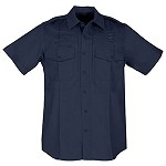 Tactical PDU Class B S/S Shirt Midnight Navy