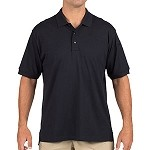 Dark Navy Tactical S/S Jersey Polo
