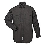 Black Tactical L/S Shirt