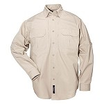 Khaki Tactical L/S Shirt