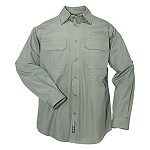 OD Green Tactical L/S Shirt