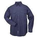 Fire Navy Tactical L/S Shirt
