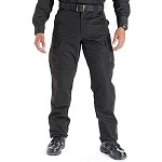Black Ripstop TDU Pants