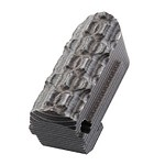 Sig P238/P938 G10 MSH Chain Link G-Mascus Black/Gray