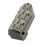 Sig P238/P938 G10 MSH Chain Link G-Mascus Green