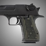Desert Eagle G10 Checkered G-Mascus Green