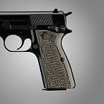 Browning Hi-Power G10 Piranha G-Mascus Green