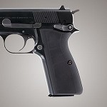 Browning Hi-Power G10 Solid Black