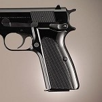 Browning Hi-Power Alum Brushed Gloss Black