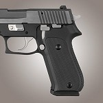 SIG Sauer P220 American Checkered Alum Matte Black