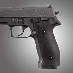 SIG Sauer P226 DA/SA G10 Magrip Smooth Solid Black