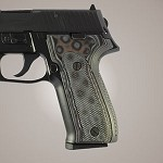 SIG Sauer P226 DAK G10 Checkered G-Mascus Black/Gray
