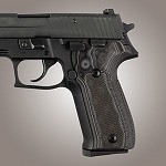 SIG Sauer P226 DA/SA G10 Checkered G-Mascus Black/Gray