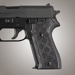 SIG Sauer P225 G10 Checkered G-Mascus Black/Gray