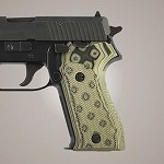 SIG Sauer P225 G10 Checkered G-Mascus Green