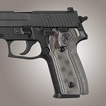 SIG Sauer P228 P229 DA/SA G10 Checkered G-Mascus Black/Gray