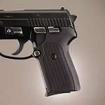 SIG Sauer P239 DA/SA Alum Checkered Matte Black