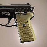 SIG Sauer P239 DA/SA Alum Checkered Matte Green