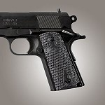 1911 Officers G10 Piranha G-Mascus Black/Gray