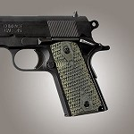 1911 Officers G10 Piranha G-Mascus Green